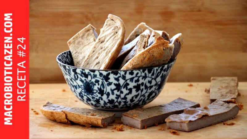 Pan trigo sarraceno vegano sin gluten levadura celiacos