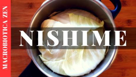 Nishime receta macrobiotica zen