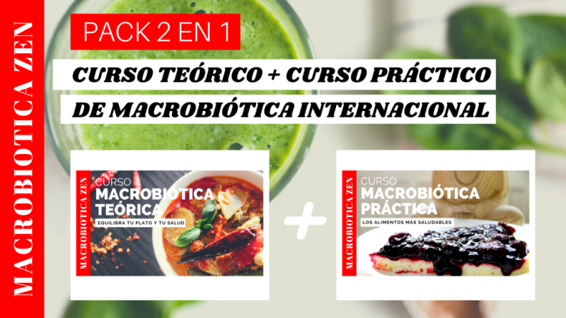Curso de macrobiótica zen