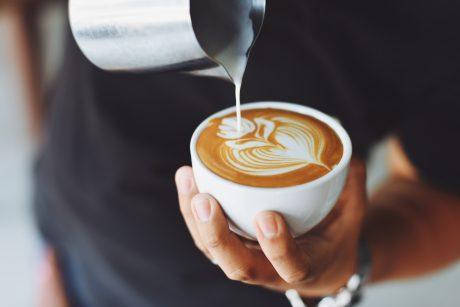 Cafe de cereales macrobiotico