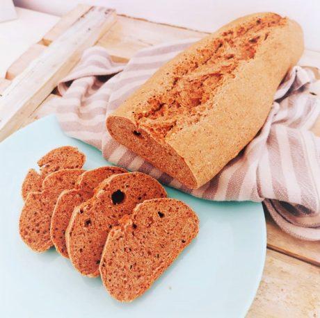 Pan integral masa madre facil macrobiotica